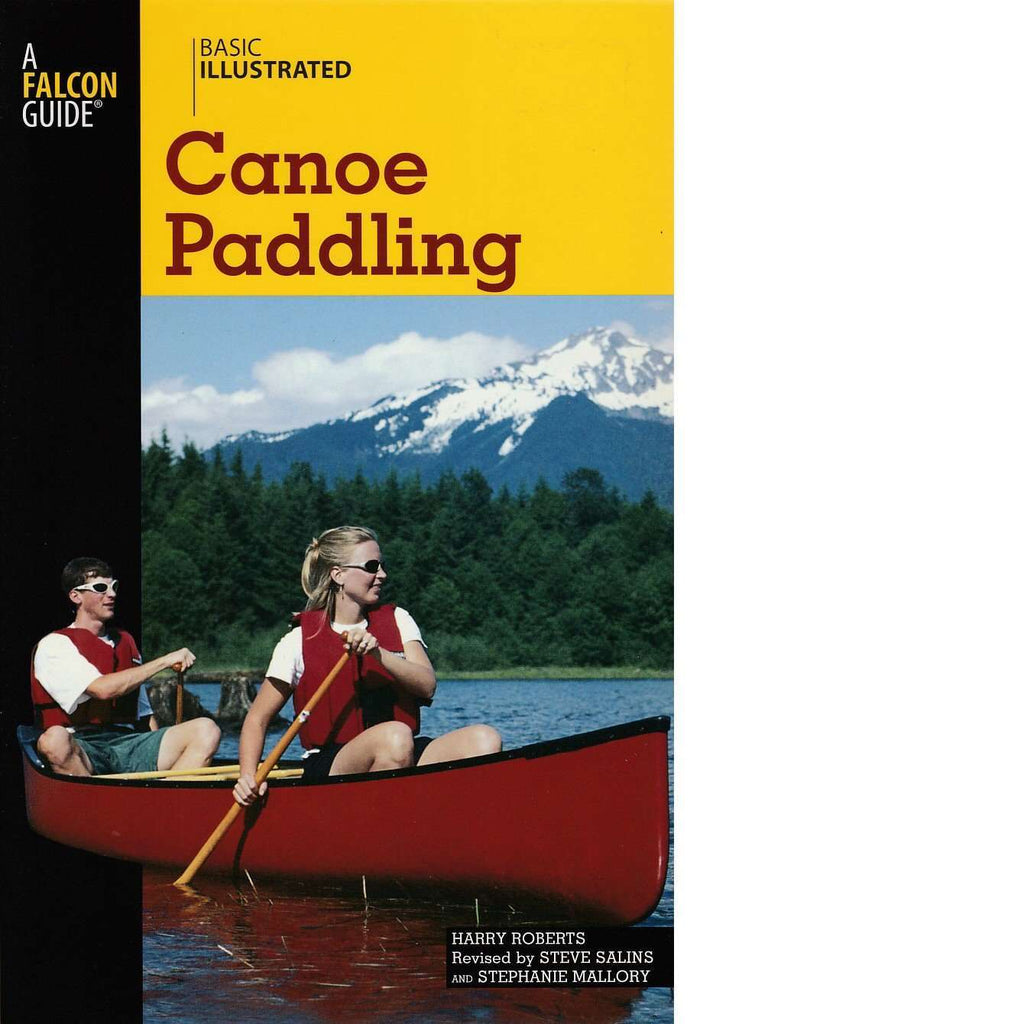 Bookdealers:Canoe Paddling | Harry Roberts and Steve Salins