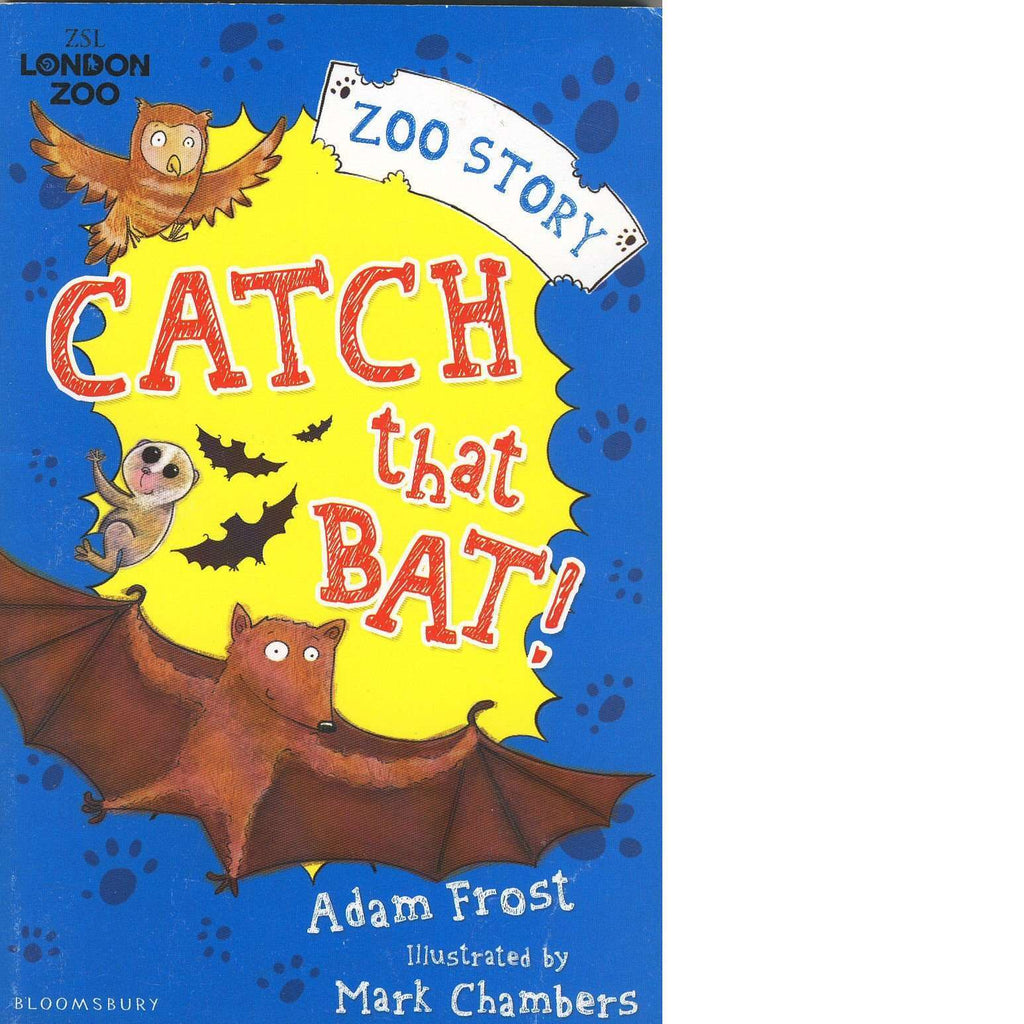 Bookdealers:Catch that Bat! | Adam Frost