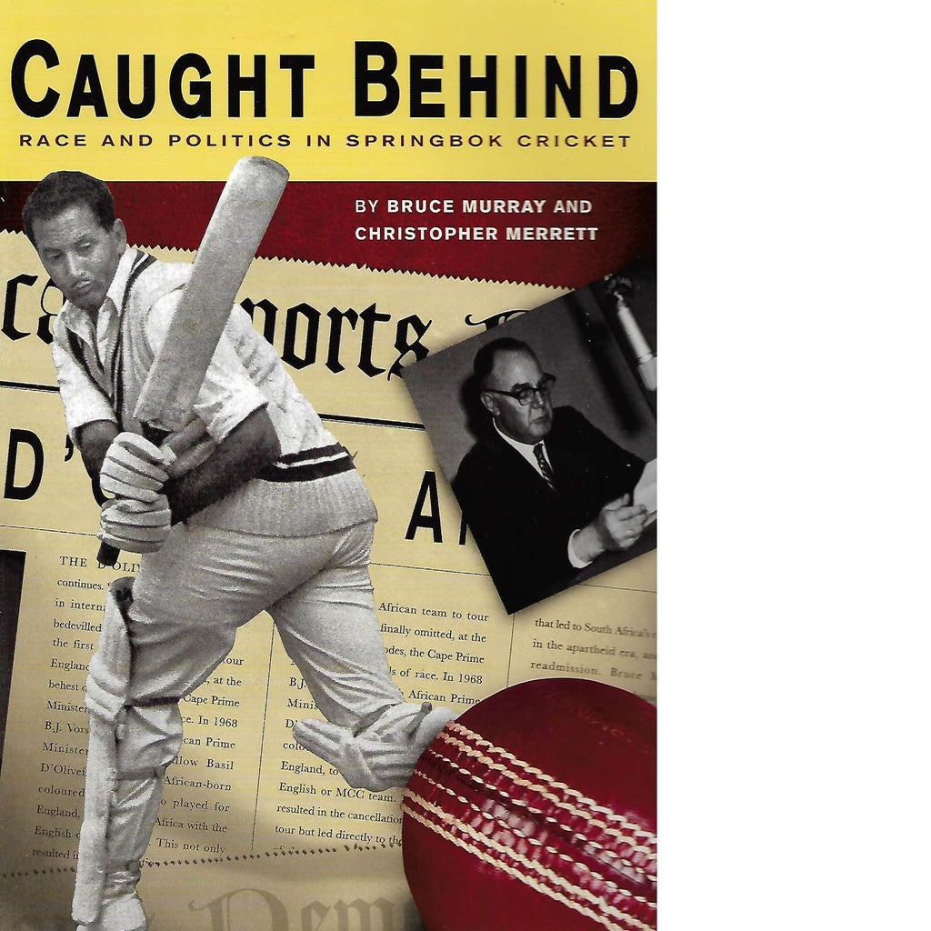 Bookdealers:Caught Behind | Christopher Merrett