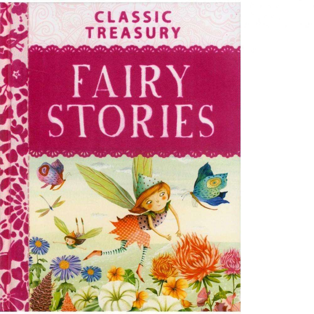 Bookdealers:Classic Treasury: Fairy Stories | Belinda Gallagher
