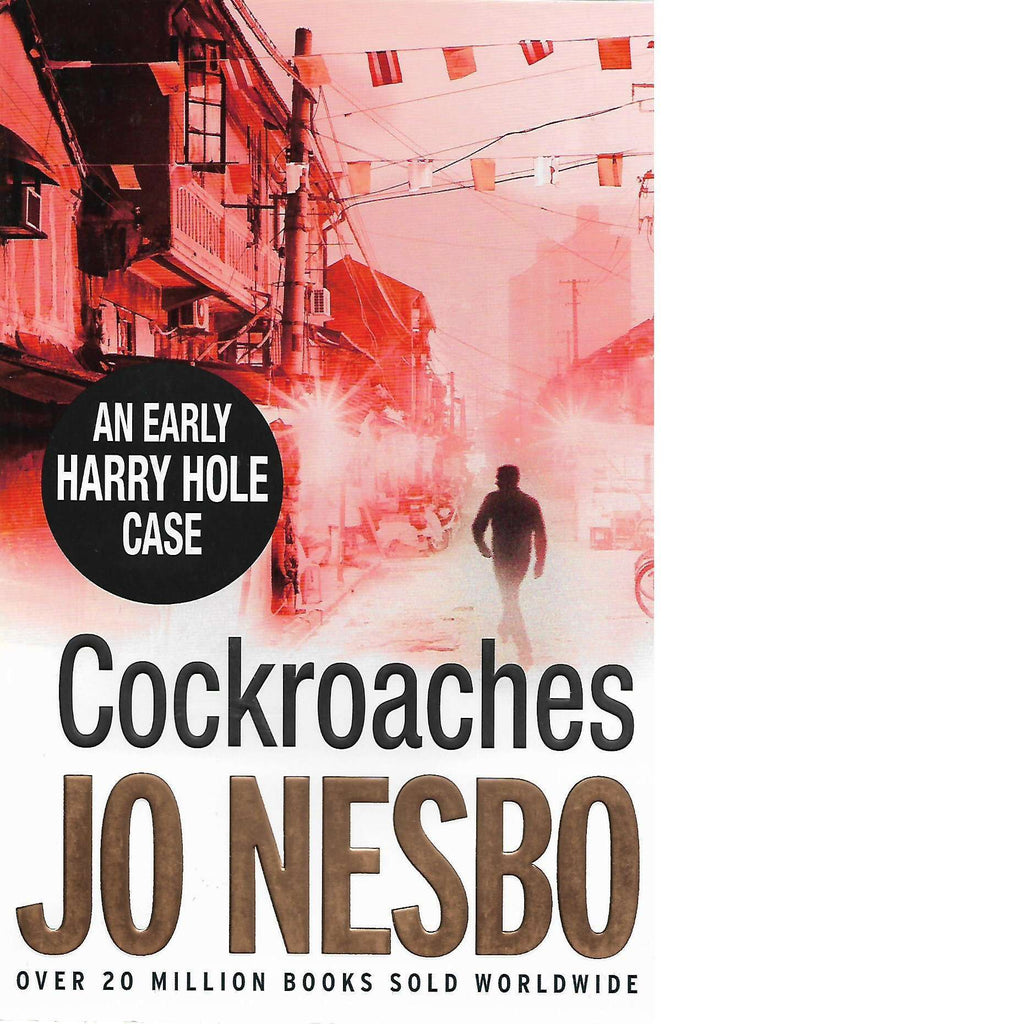 Bookdealers:Cockroaches |  Jo Nesbo