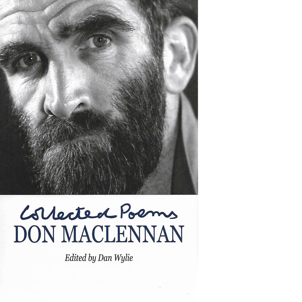 Bookdealers:Don Maclennan: Collected Poems