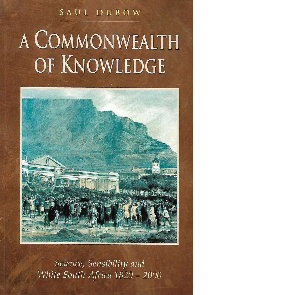 Bookdealers:A Commonwealth of Knowledge | Saul Dubow
