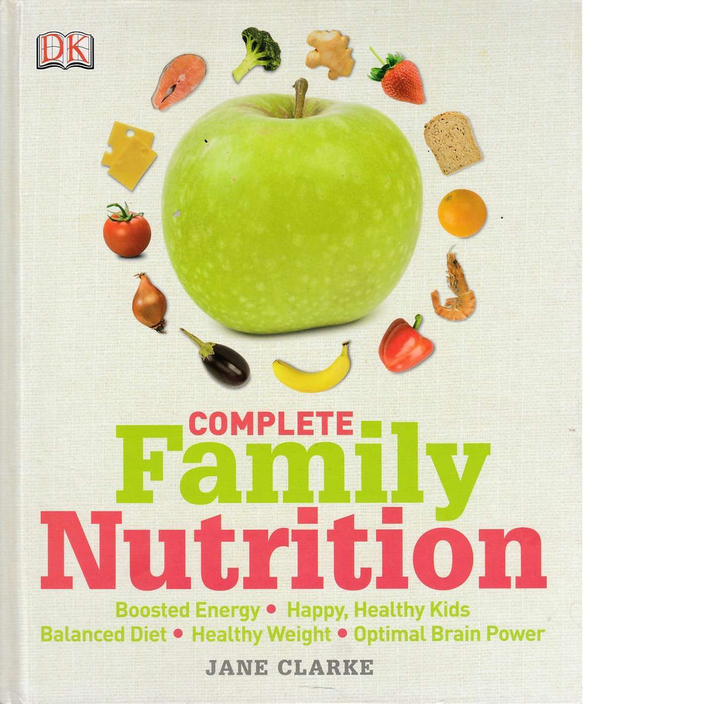 Bookdealers:Complete Family Nutrition | Jane Clarke