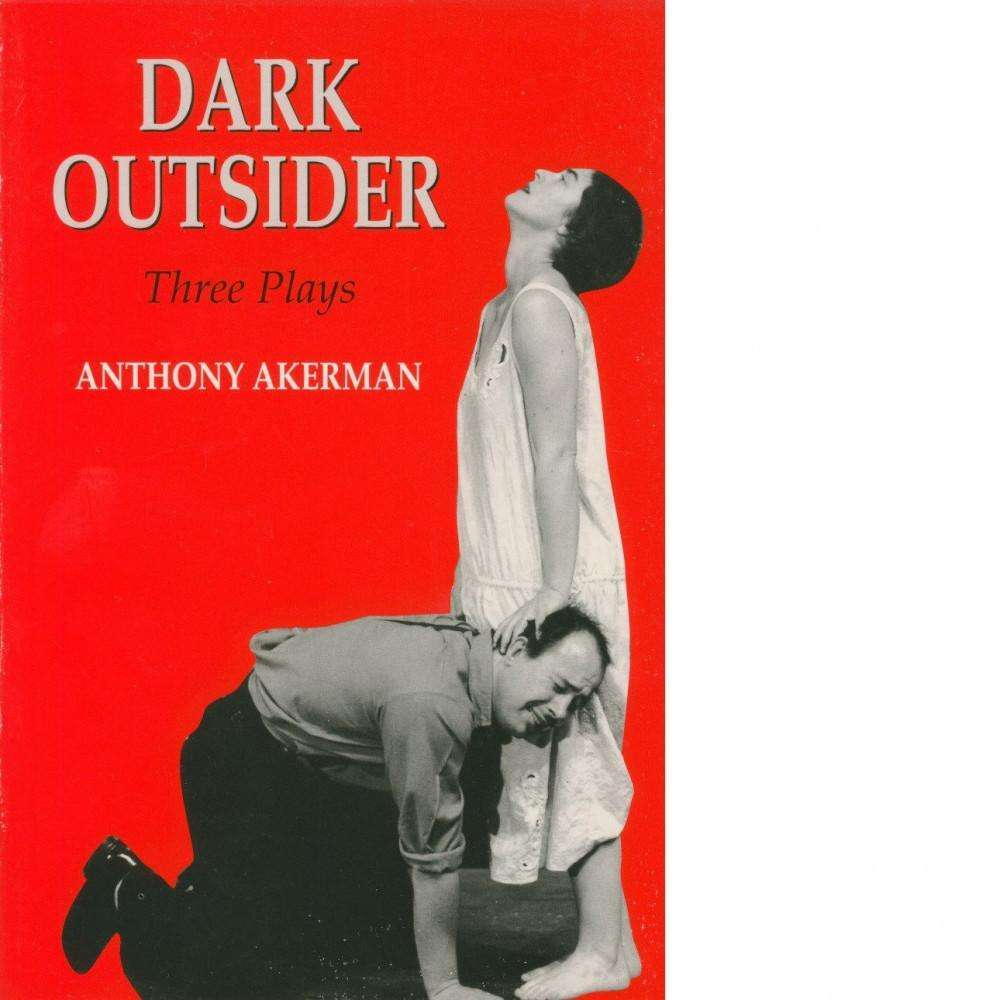 Bookdealers:Dark Outsider (Signed) | Anthony Akerman