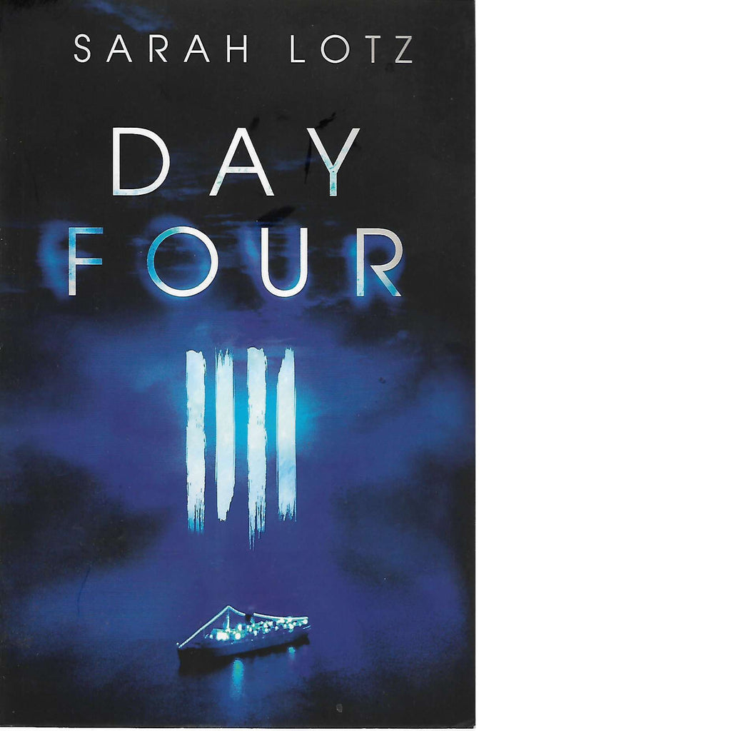 Bookdealers:Day Four | Sarah Lotz