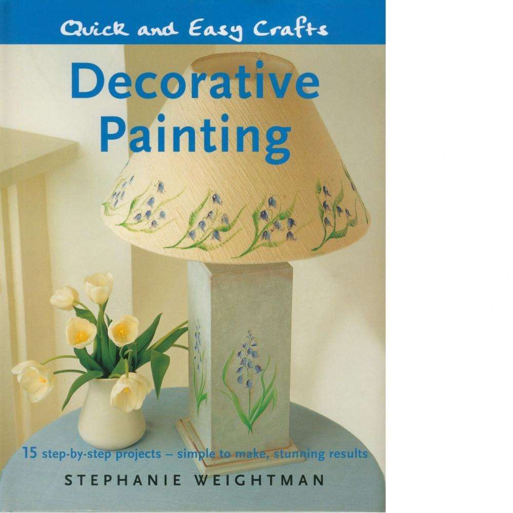 Bookdealers:Decorative Painting | Stephanie Weightman