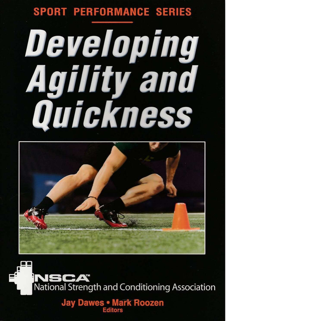 Bookdealers:Developing Agility and Quickness | Jay Dawes and Mark Roozen