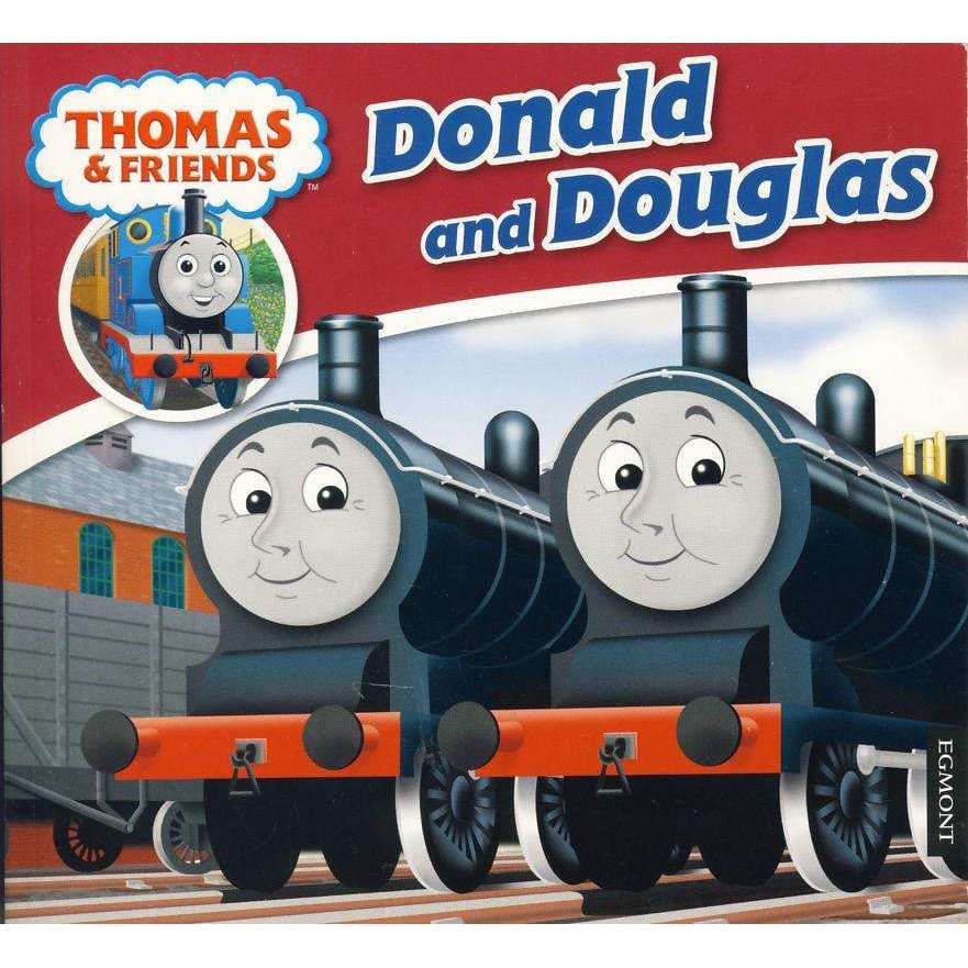Bookdealers:Thomas and Friends: Donald and Douglas | W. V. Awdry