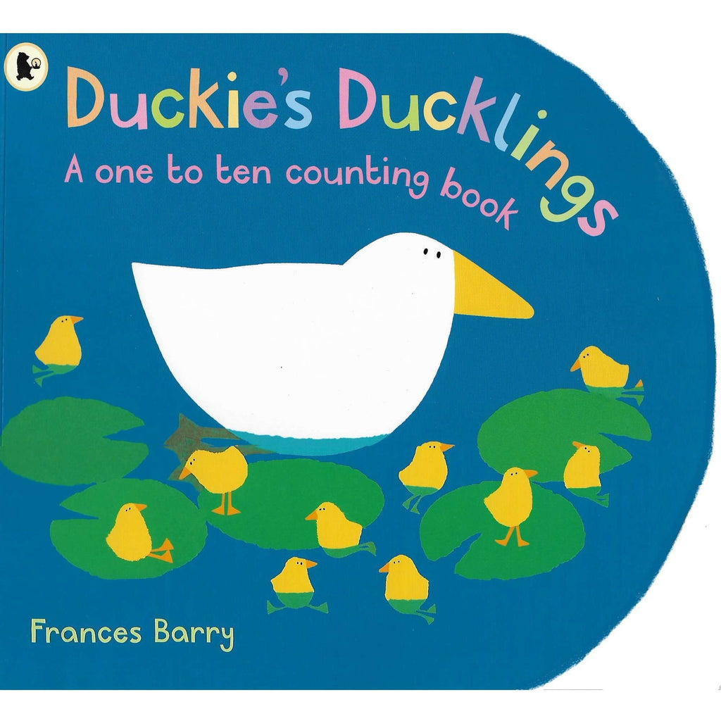 Bookdealers:Duckie's Ducklings | Frances Barry