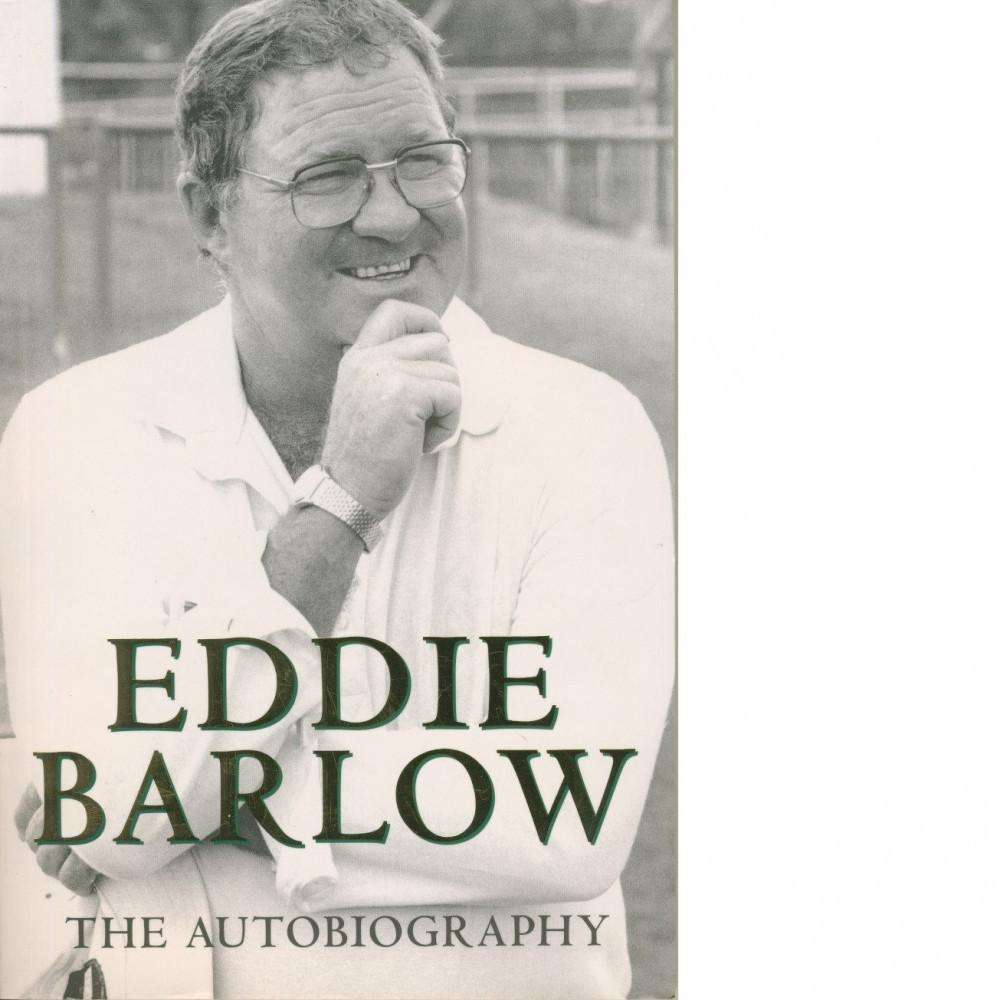 Bookdealers:Eddie Barlow | The Autobiography