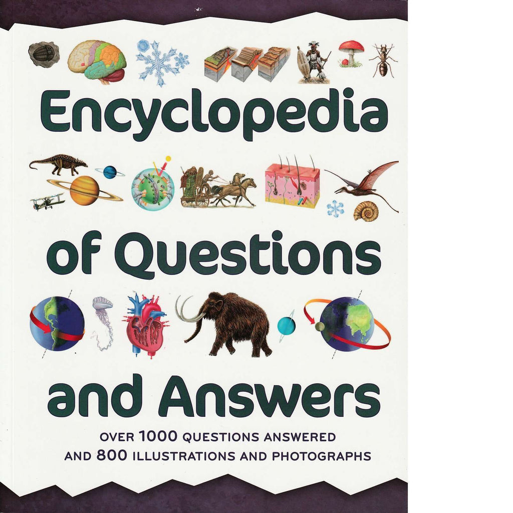 Bookdealers:Encyclopedia of Questions and Answers | Belinda Gallagher