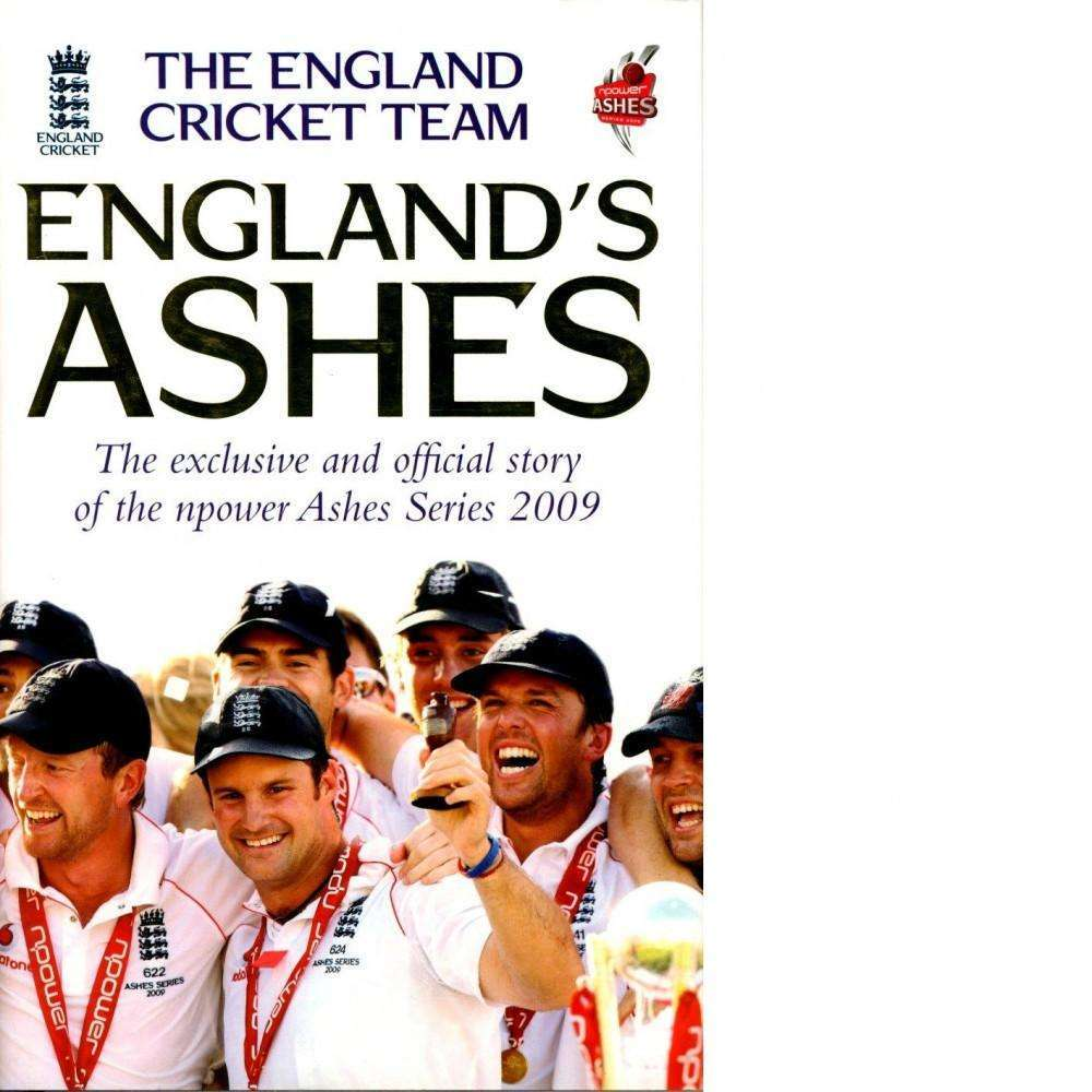 Bookdealers:England's Ashes | The England Cricket Team with Peter Hayter