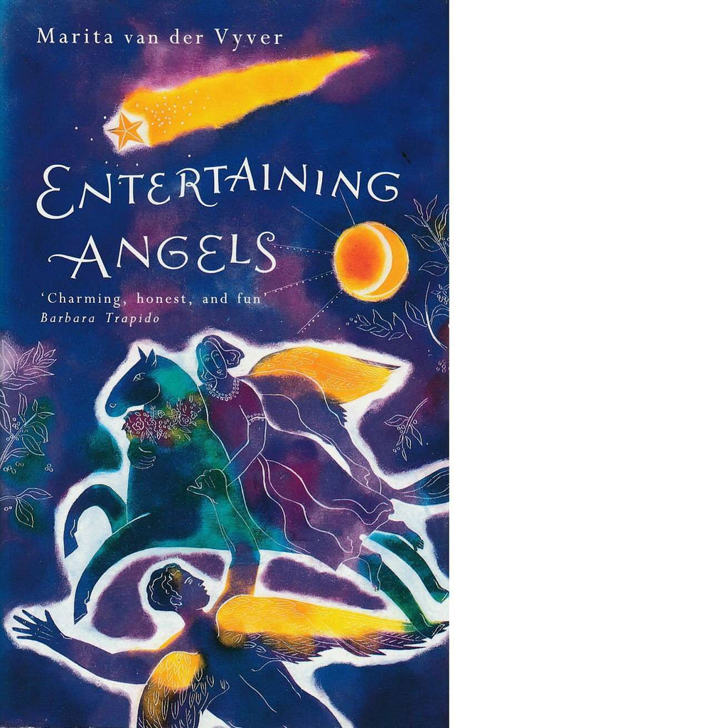 Bookdealers:Entertaining Angels (Inscribed) | Marita Van der Vyver