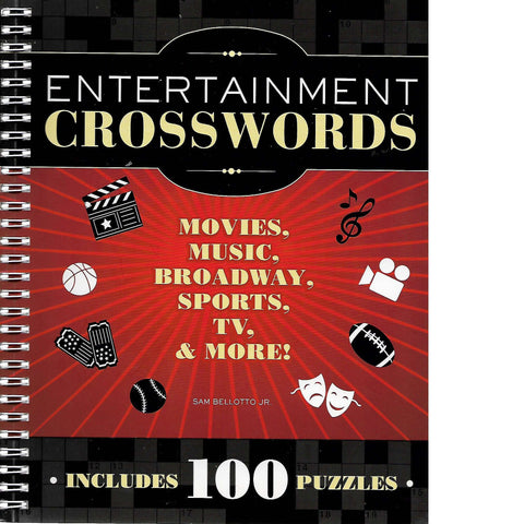 Entertainment Crosswords: Movies, Music, Broadway, Sports, TV and More | Sam Bellotto Jr.