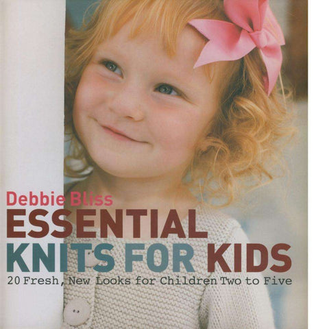 Essential Knits for Kids | Debbie Bliss