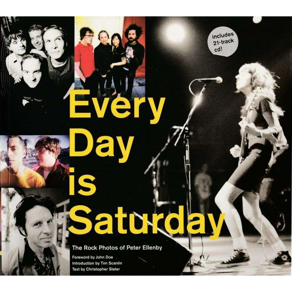 Bookdealers:Every Day Is Saturday | Christopher Slater