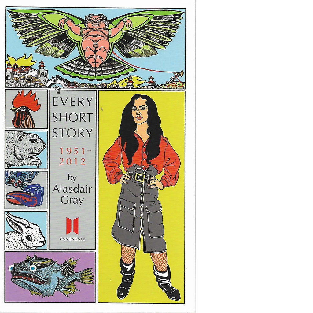Bookdealers:Every Short Story 1951- 2012 | Alasdair Gray