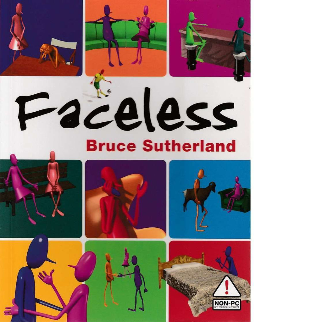 Bookdealers:Faceless | Bruce Sutherland