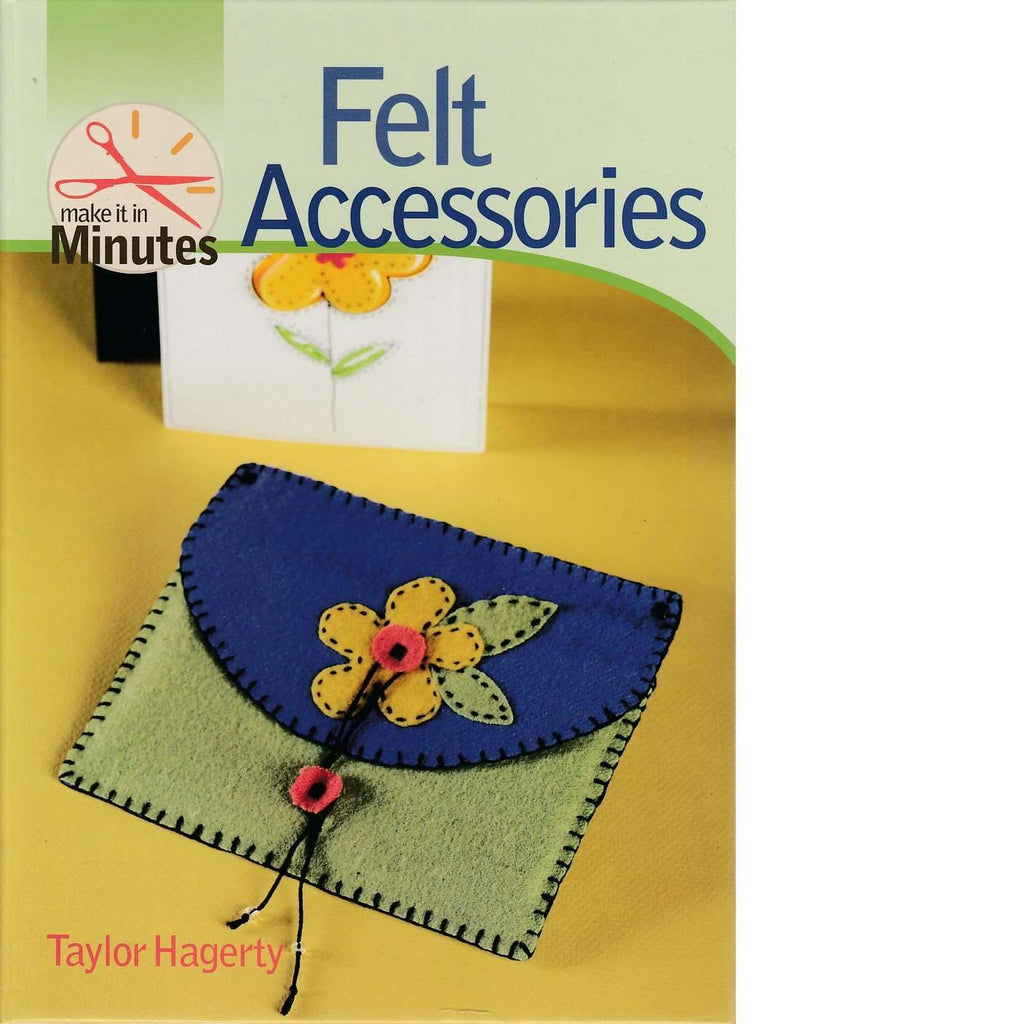 Bookdealers:Felt Accessories   Taylor Hagerty