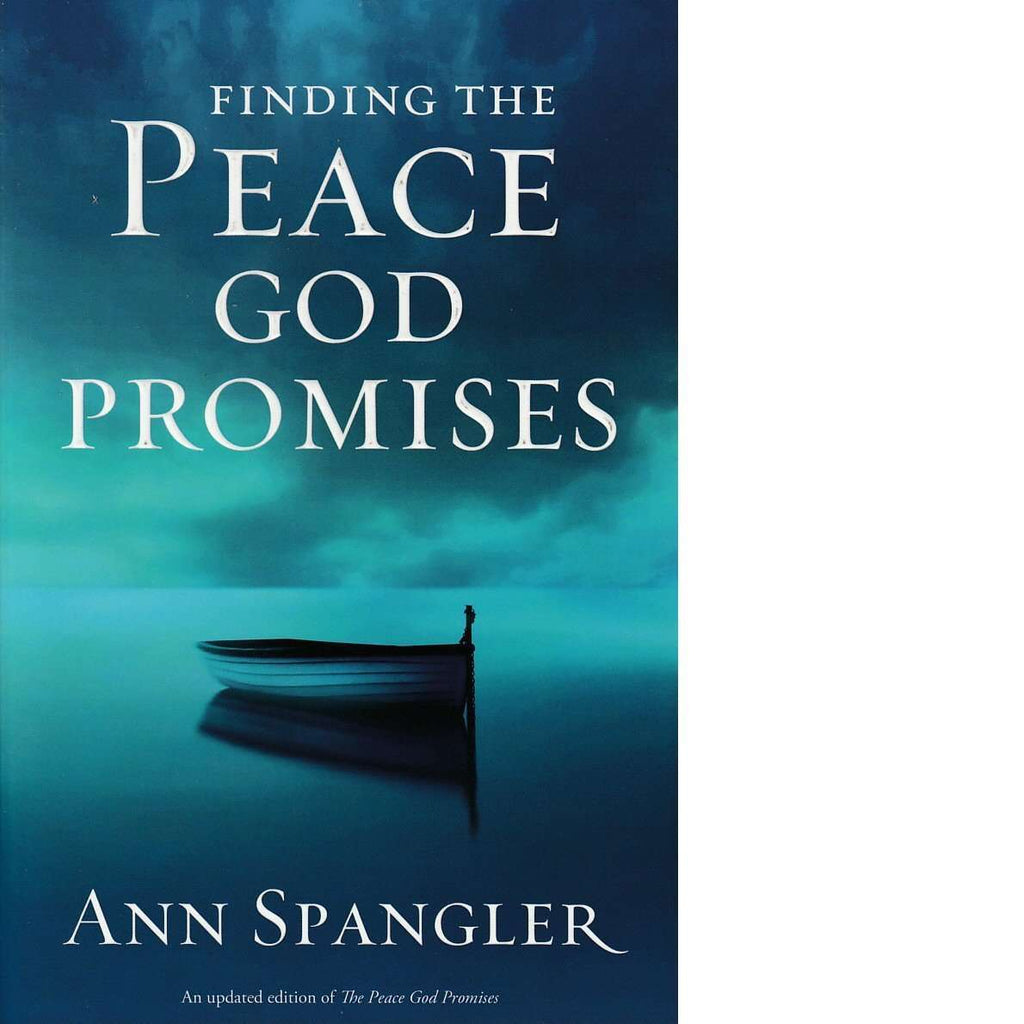 Bookdealers:Finding the Peace God Promises | Ann Spangler