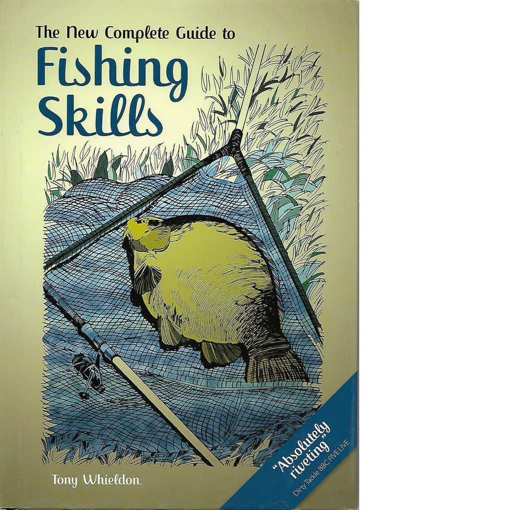 Bookdealers:Fishing Skills | Tony Whieldon