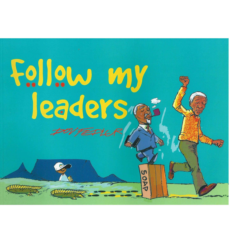 Bookdealers:Follow My Leaders (Signed)