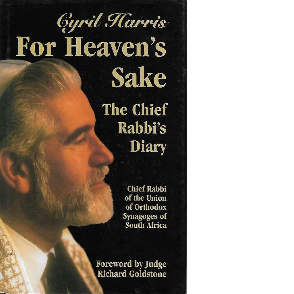 Bookdealers:For Heaven's Sake | Cyril Harris