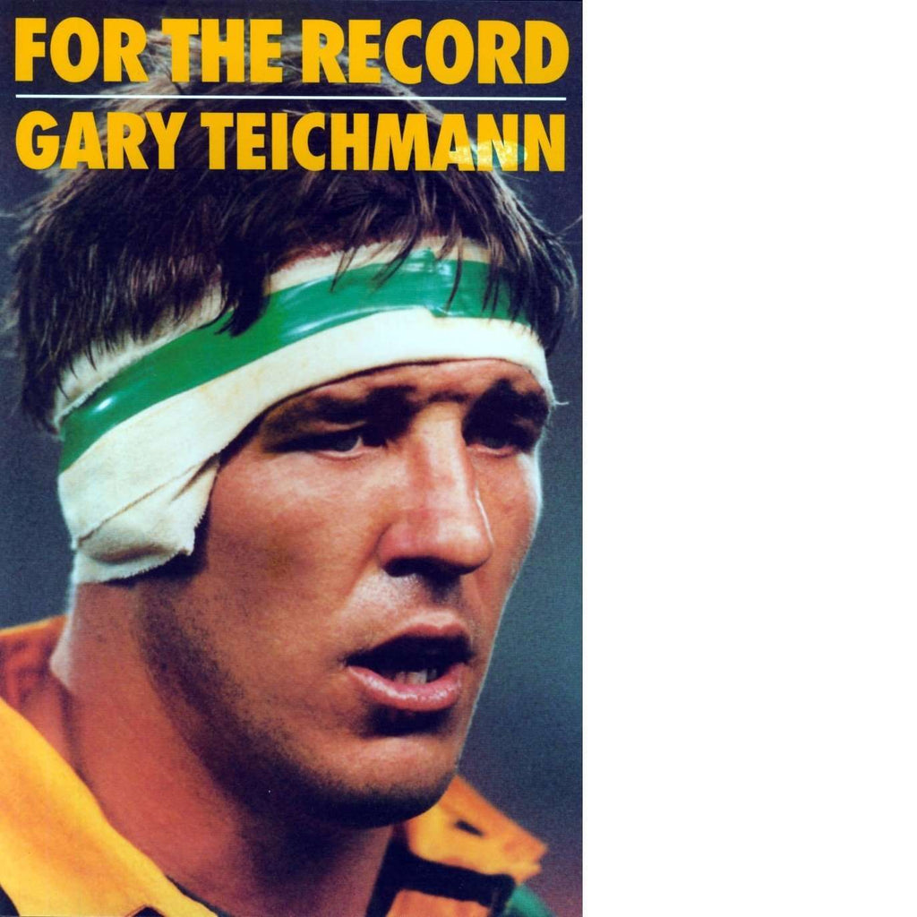 Bookdealers:For the Record | Gary Teichmann