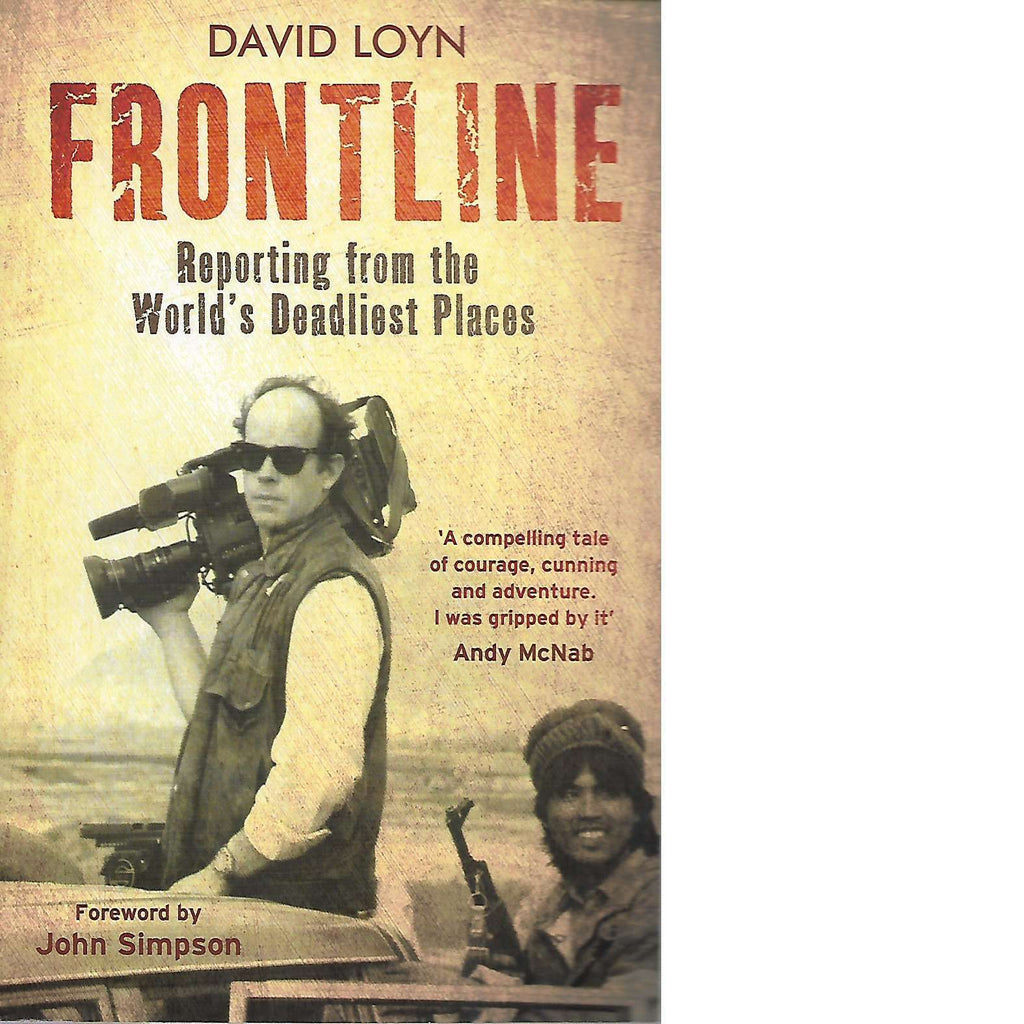 Bookdealers:Frontline | David Loyn