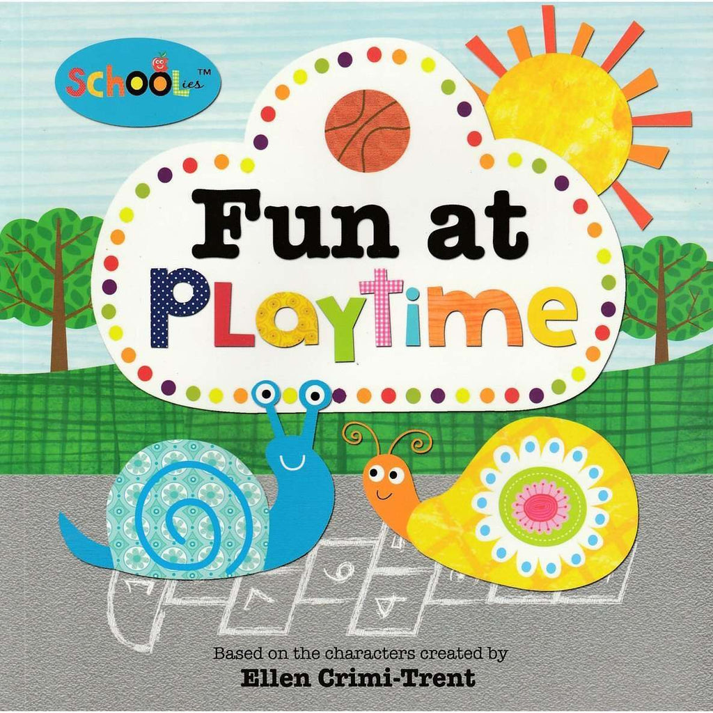 Bookdealers:Fun at Playtime | Ellen Crimi-Trent, Natalie Boyd and Barbi Sido