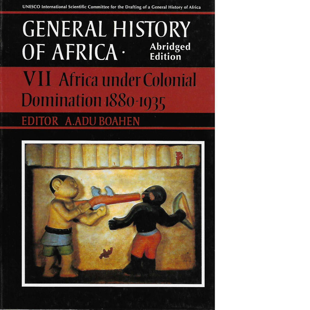 Bookdealers:Africa under Colonial Domination 1880-1935 |  A. Adu Boahen