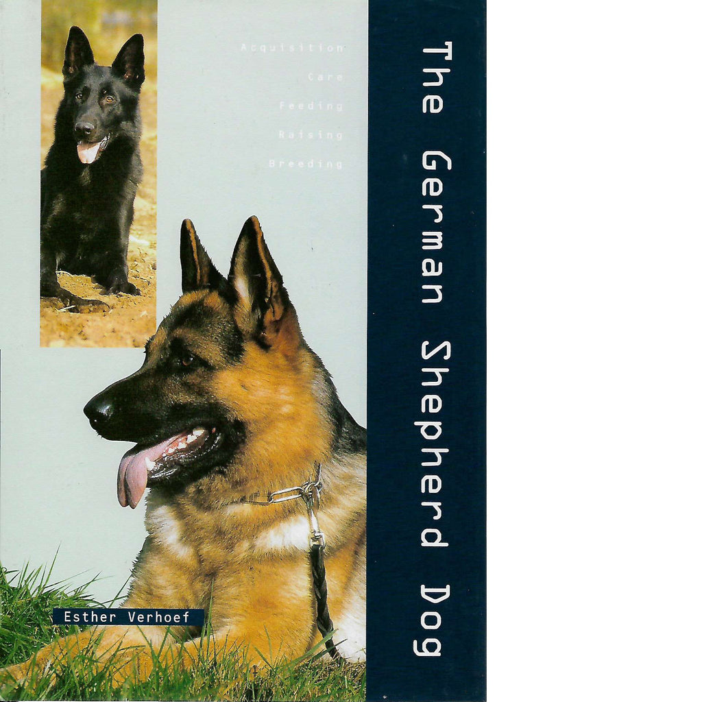 Bookdealers:German Shepherd | Esther Verhoef