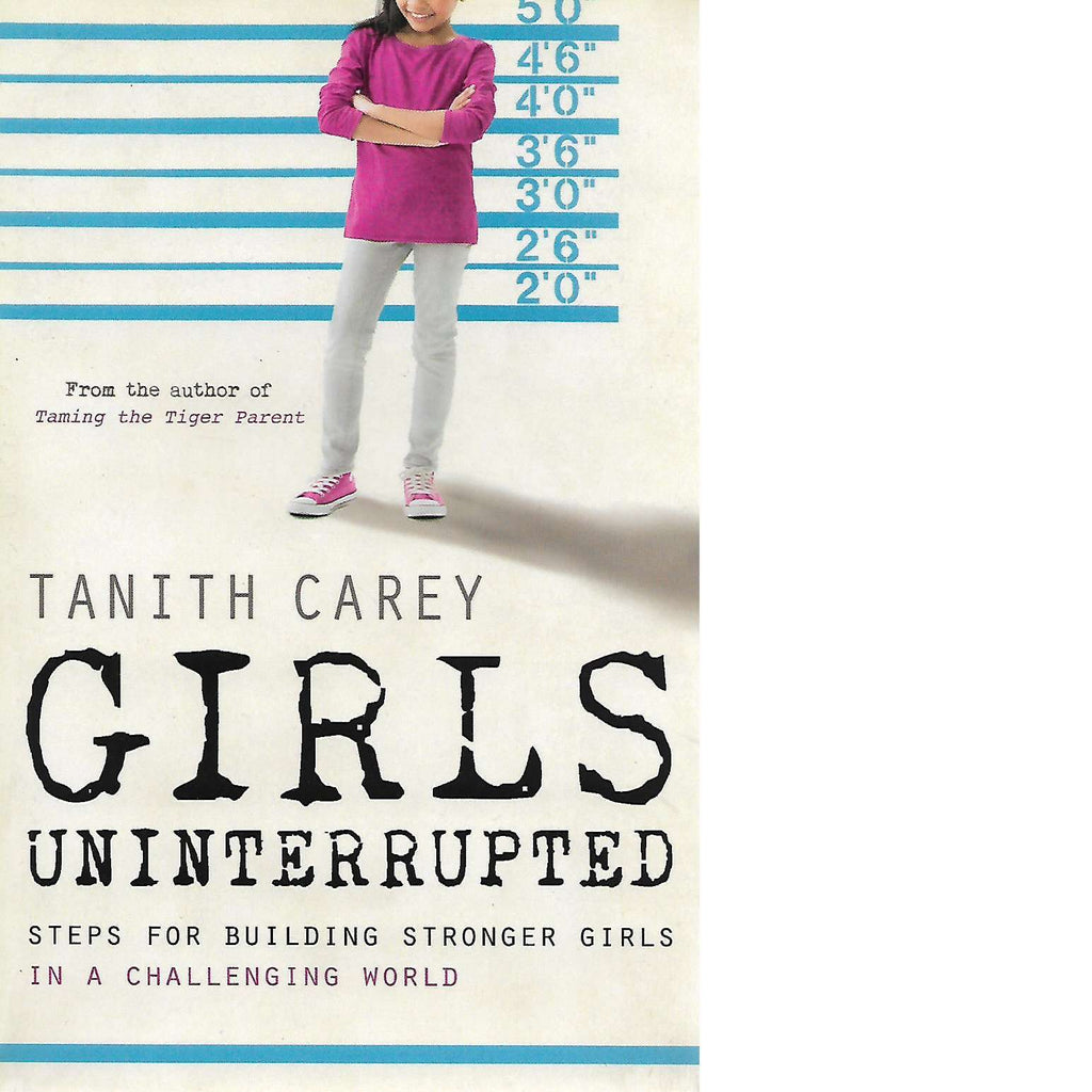 Bookdealers:Girls Uninterrupted | Tanith Carey