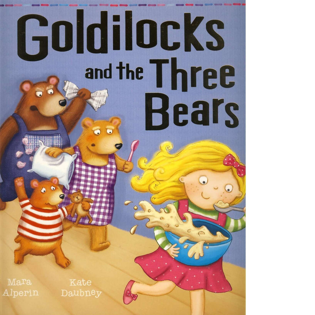 Bookdealers:Goldilocks and the Three Bears | Mara Alperin