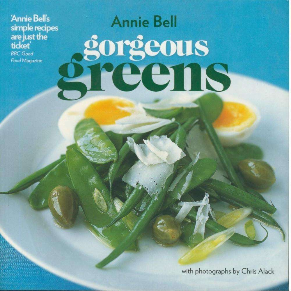 Bookdealers:Gorgeous Greens | Annie Bell