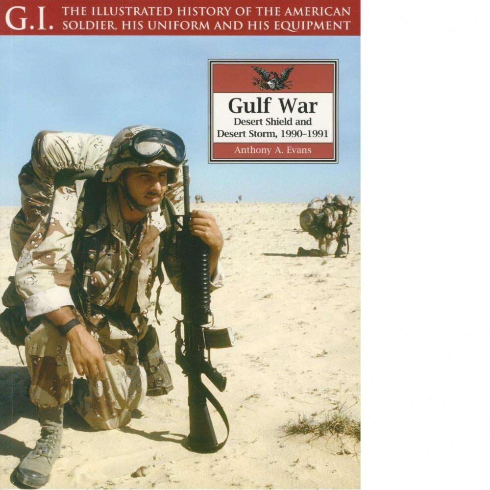 Bookdealers:Gulf War | Anthony A. Evans