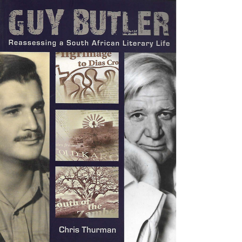 Bookdealers:Guy Butler | Chris Thurman