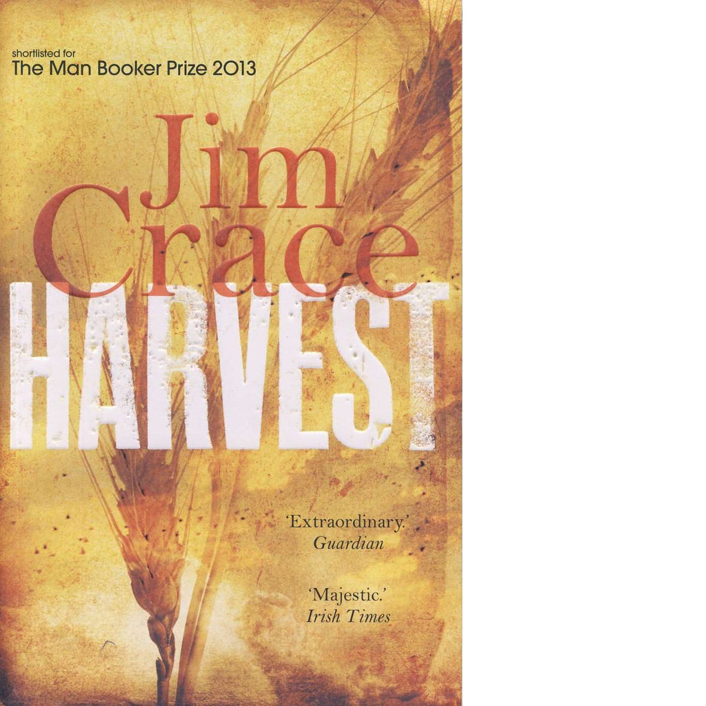 Bookdealers:Harvest | Jim Crace