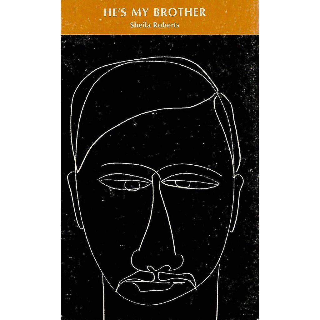Bookdealers:He's My Brother | Sheila Roberts
