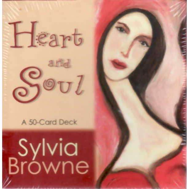 Bookdealers:Heart And Soul Cards (Flash Cards) | Sylvia Browne