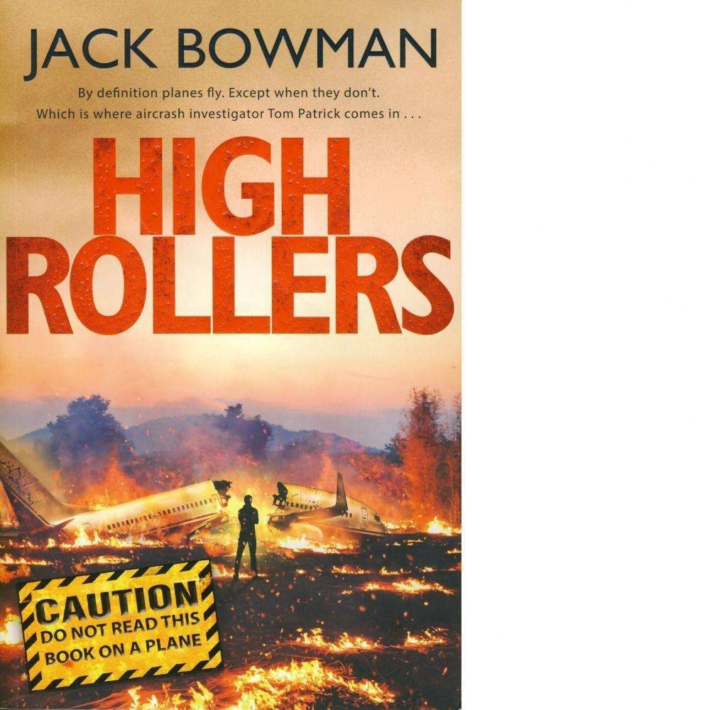 Bookdealers:High Rollers | Jack Bowman