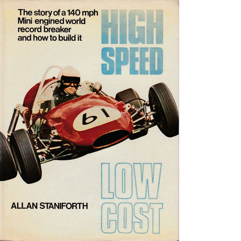 High Speed, Low Cost | Allan Staniforth