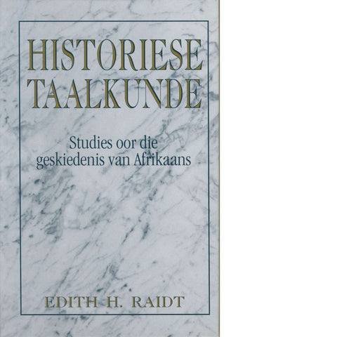 Historiese Taalkunde