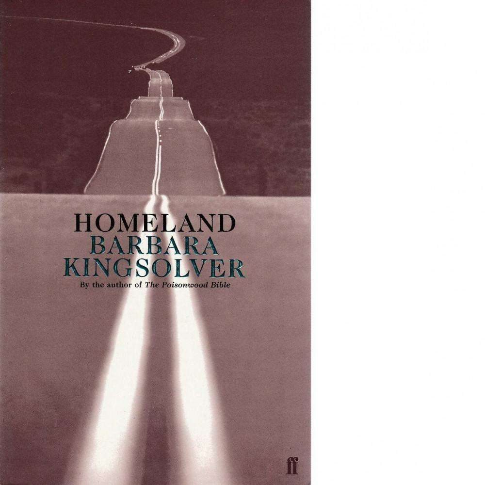 Bookdealers:Homeland | Barbara Kingsolver