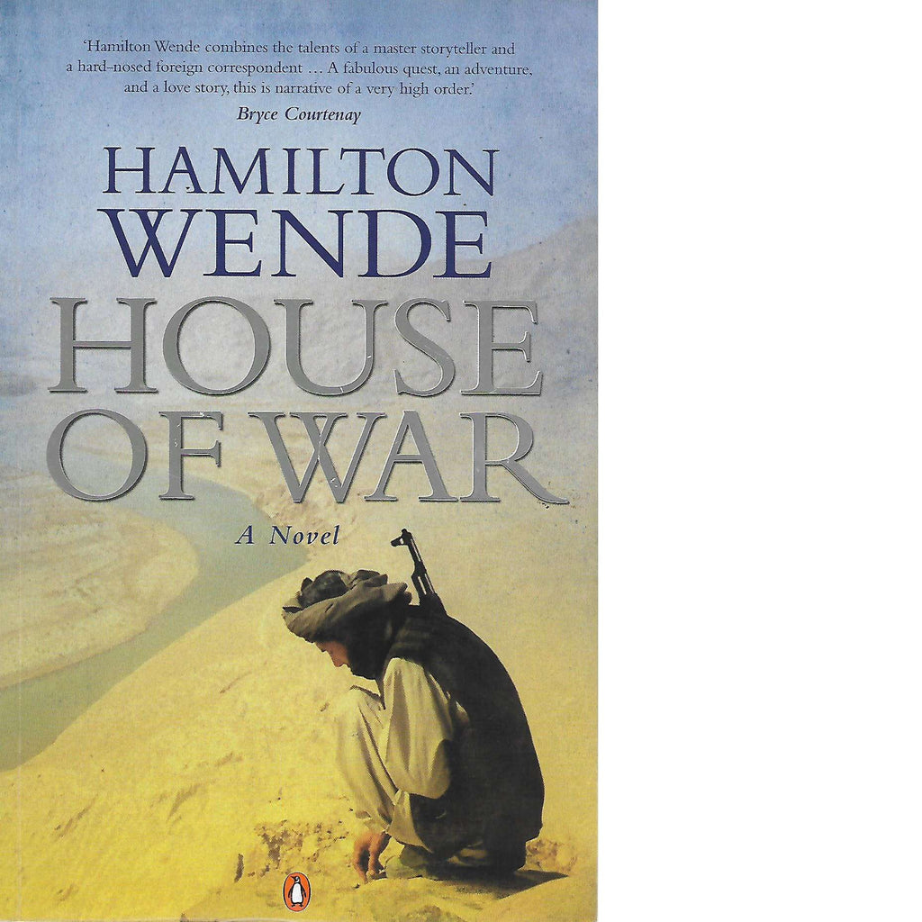 Bookdealers:House of War (Inscribed) | Hamilton Wende