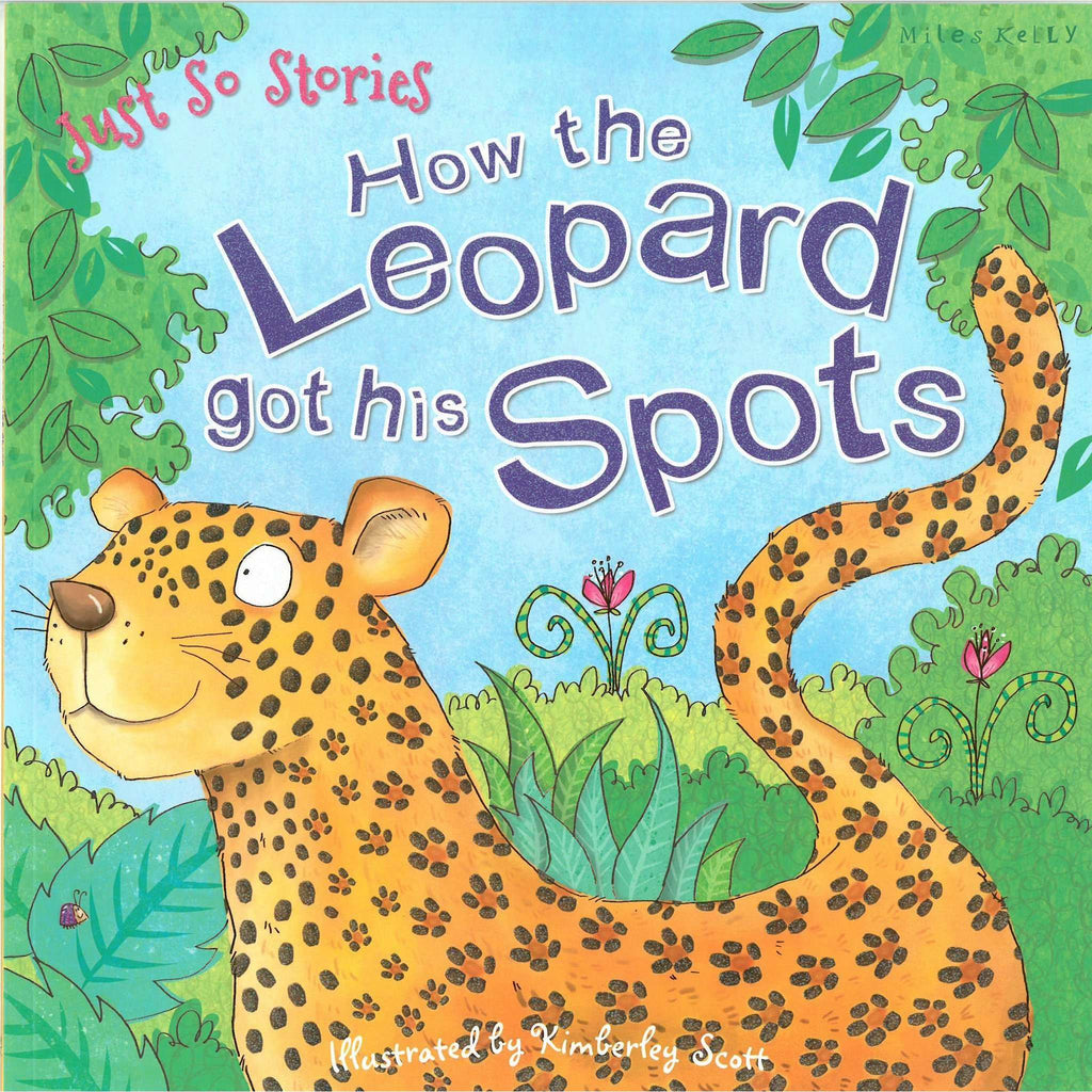 Bookdealers:How the Leopard Got His Spots (Just So Stories) | Kimberly Scott