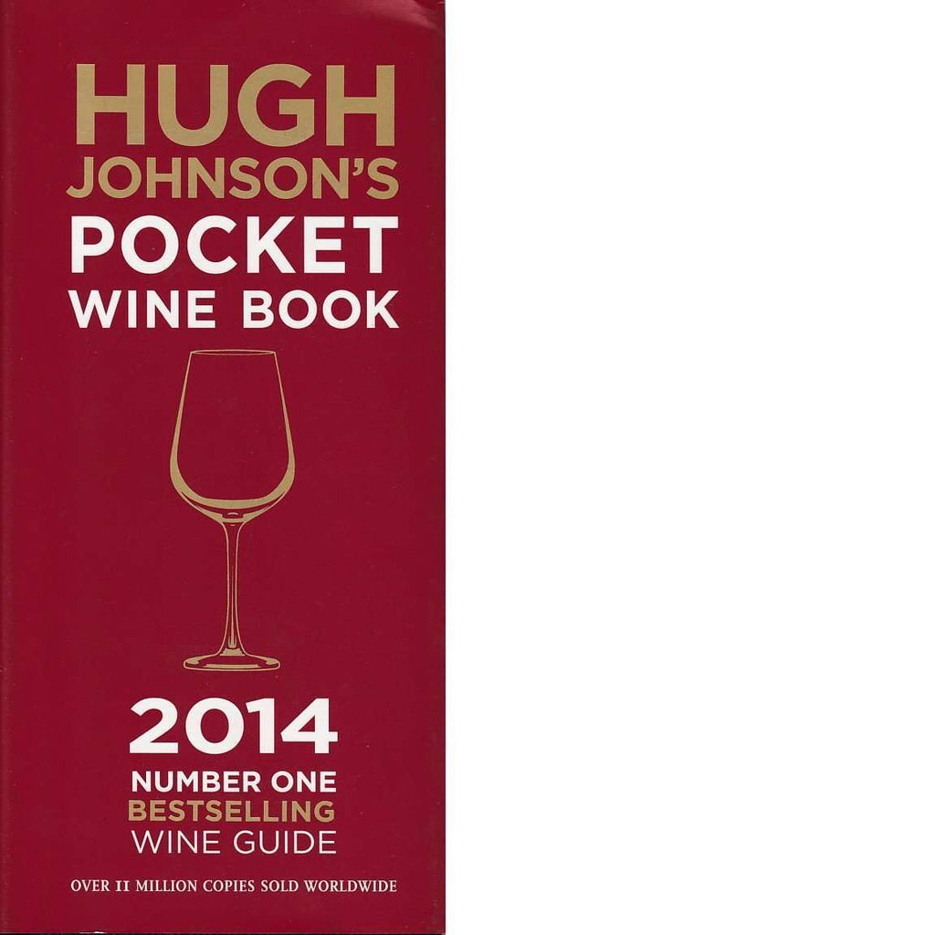 Bookdealers:Hugh Johnson's Pocket Wine Book 2014