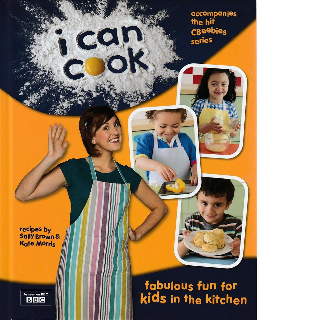 Bookdealers:I Can Cook | Sally Brown and Kate Morris