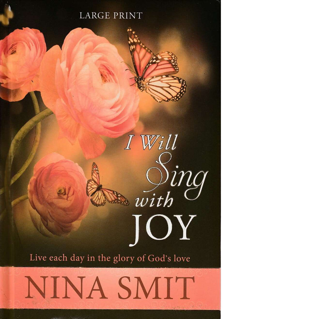 Bookdealers:I Will Sing with Joy | Nina Smit